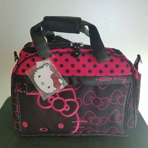 Hello Kitty by Travel /Duffle/ Gym Bag
